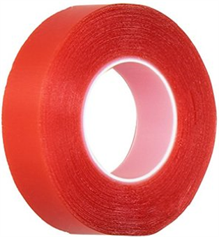 1391 Clear Double Sided Polyester Tape