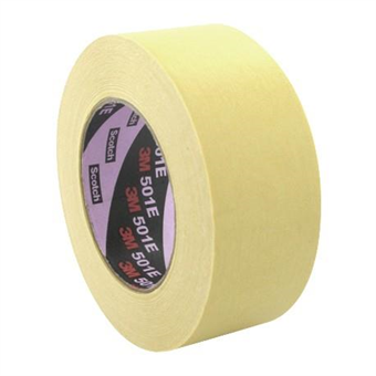 3M 501E High Temperature Masking Tape